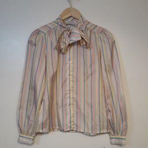Vintage Talbots/Brooks Skirt Set